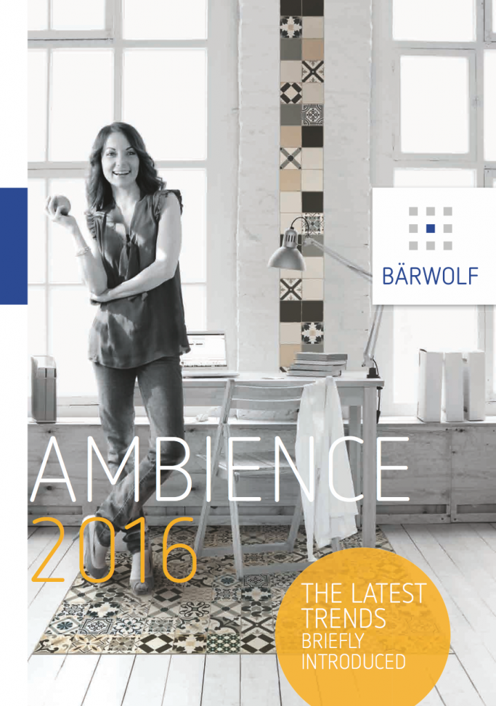 Catalogue carrelage Ambience 2016