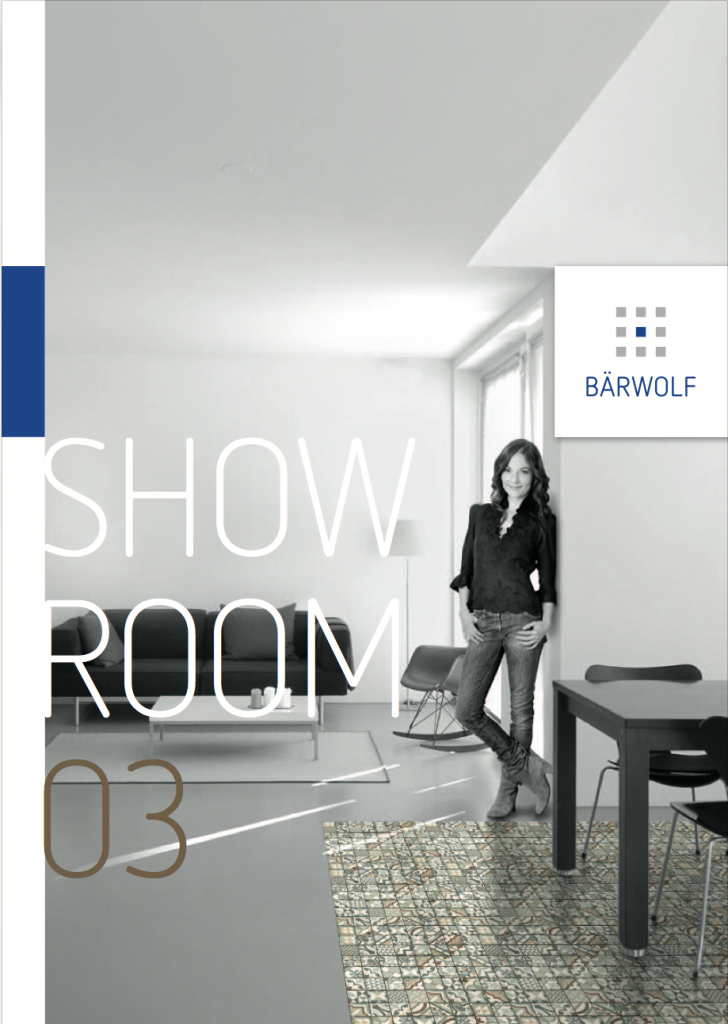 Catalogue Baerwolf : Show-Room 03